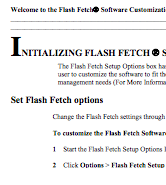 Flash Fetch Screenshot