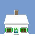 Social Media Icon House: StumbleUpon